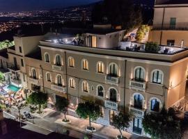 Hotel Casa Adele, viešbutis Taorminoje