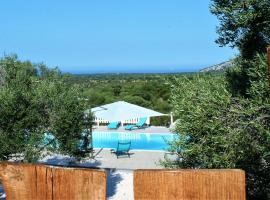 Borgo Rurale Cares, farm stay in Dorgali