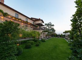 Relais San Vigilio al Castello, hotel v Bergamu