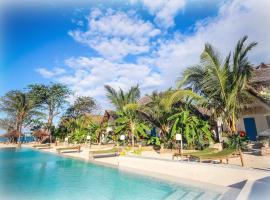 Fun Beach Hotel, resort in Jambiani