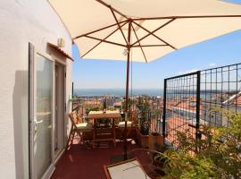 Estrela Penthouse - Amazing Views, hotel cerca de Estrela Basilica, Lisboa