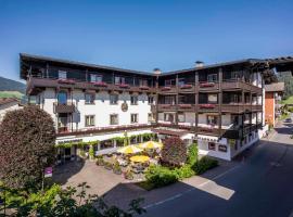 Hotel Jakobwirt, hotel in Westendorf