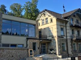 Hotel Vyhlídka, Hotel in Janské Lázně