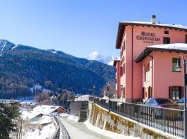 Hotel Cristallo, hotel in Ponte di Legno