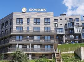 Apartment on Alpiyskoe shosse 24, hotel near Strela Ski Lift, Estosadok