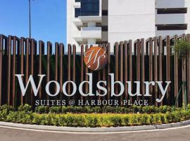 Merveille Woodsbury Suite 4, apartment in Butterworth