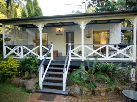 Kidd Street Cottages, hotel in Tamborine Mountain