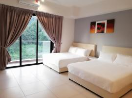 Home Sweet Home @ 07 Midhills, Genting Highlands, apartment in Genting Highlands