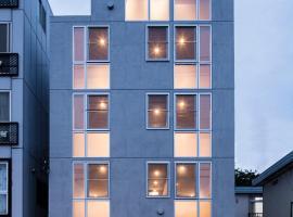 Theatel Haneda, hotel a Tokyo