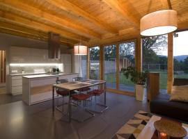 Charming house@LK-living, ubytování v soukromí v destinaci Liberec