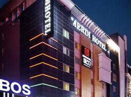 Merdi Hotel Suwon, hotel in Suwon