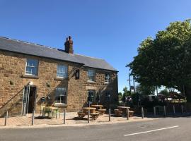 The Devonshire Arms, hotel near Birley Wood Golf Club, Eckington
