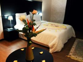 Ubay Hotel, hotel en Rabat
