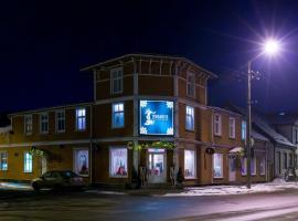 Villa Eeden, hotell sihtkohas Pärnu