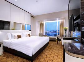 The Alts Hotel, hotel with pools in Palembang