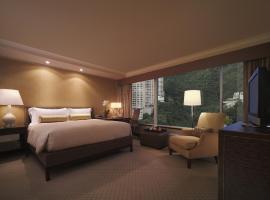 Conrad Hong Kong, hotel near Hong Kong Macau Ferry Terminal, Hong Kong