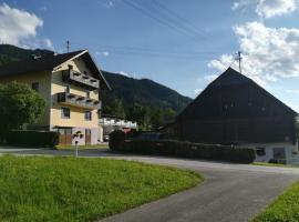Haus Elisabeth, ski resort in Aigen im Ennstal