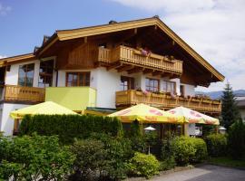 Hotel Landhaus Zell am See, hotel v destinaci Zell am See
