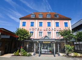 Hotel Leopold, hotel in Munich