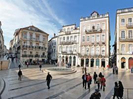 Baixa Apart, apartamento em Coimbra