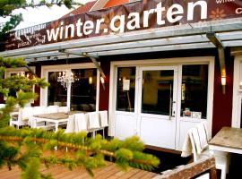 Hotel Wintergarten, hotel v Schladmingu