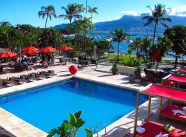 Hotel Itapemar - Ilhabela, hotel in Ilhabela