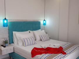 Metsikas Residence, boutique hotel in Limenas