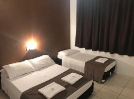 Hotel Guaporé, hotel near Scheffel Foundation, Campo Bom