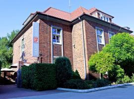 Stacja Grand, hostel in Szczecin