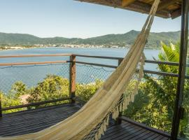Sunset Backpackers, budget hotel in Florianópolis