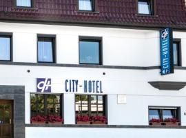 City Hotel Hilden, Hotel in der Nähe von: Schloss Benrath, Hilden