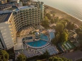 Marina Grand Beach Hotel All Inclusive, hotel in Golden Sands