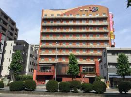 Hotel 1-2-3 Takasaki, hotel near Takasaki Station, Takasaki