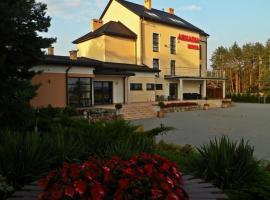 Hotel Arkadia – hotel w mieście Ciechanowiec