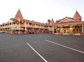 Abel Tasman Motor Inn, motel in Dubbo
