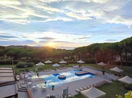 Golf Hotel Punta Ala, hotel in Punta Ala