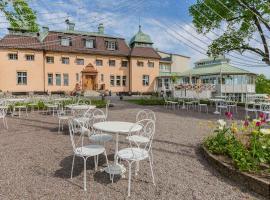 Såstaholm Hotell & Konferens, hotell i Täby