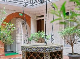 Royal Wilson, hôtel à Toulouse près de: Gare de Toulouse-Matabiau