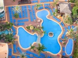 Medplaya Hotel Flamingo Oasis, hotel in Benidorm