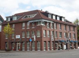 Hotel Zum Deutschen Eck, hotel near Jever Fun Skihalle, Meerbusch