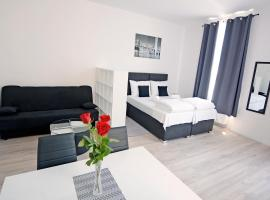 Virtus Apartments and Rooms, B&B in Zagreb