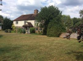 Eden Lodge, hotel in Hunton