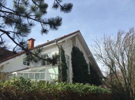 Zwischen Teutoburger Wald und Universität, self catering accommodation in Bielefeld
