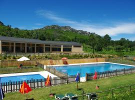 Camping Aguas Claras, campsite in La Acena de la Borrega