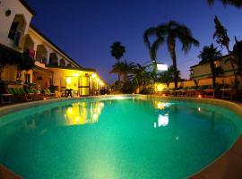 Hotel Marinella, hotell i Capo Vaticano