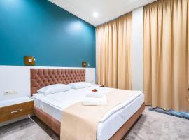 Ribella Hotel, hotel near Tsaritsyno Park, Moscow