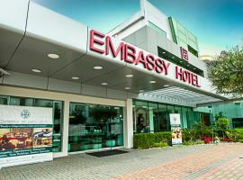 Embassy Quito, hotel em Quito