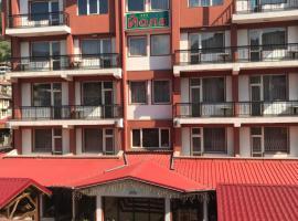 Family Hotel Yola, hotel in Chepelare