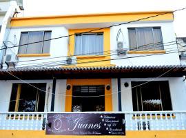 Hotel Juanes, economy hotel in Puerto Boyacá