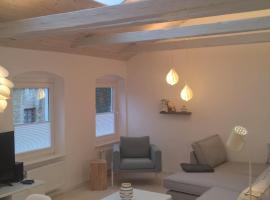 Atelier im Huus Hillig-Geist, lejlighed i Flensborg